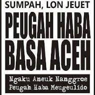 WARUNG BAHASA: Bahasa Aceh dari Mana?