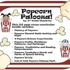 Lets Party!  This 100 page cross curriculum bundle is exploding with fun ways to learn about popcorn!   Includes: History of Popcorn Fun Facts abo...