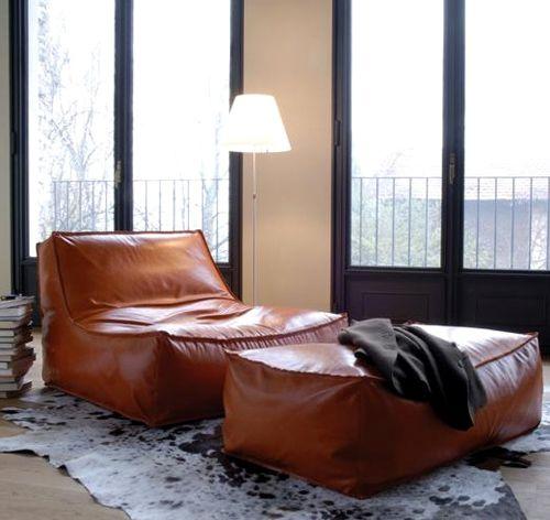 10 best ideas about chaise longue on pinterest for Bean bag chaise longue
