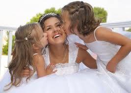 Lieve bruidsmeisjes