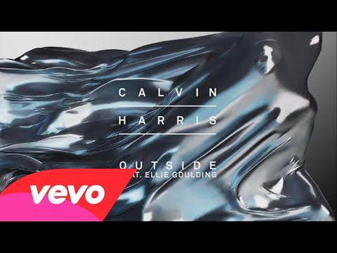Calvin Harris - Outside feat Ellie Goulding (audio) I love this song