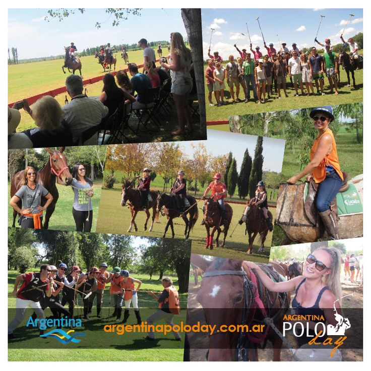 Enjoy polo and be a polo player!
