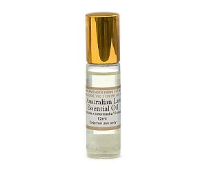 Essential Lavender Oil Roll-on 12ml By Warratina Lavender Farm. Glass roll-on 12ml Essential Lavender Oil. Suitable for headaches, sleeping. Use as perfume. Please protect glass from breakage by using a cosmetic purse.