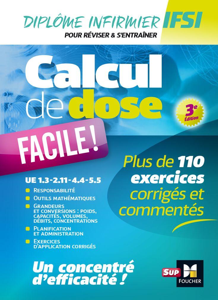 Calcul de dose facile - Infirmier en IFSI - DEI - Révision ...