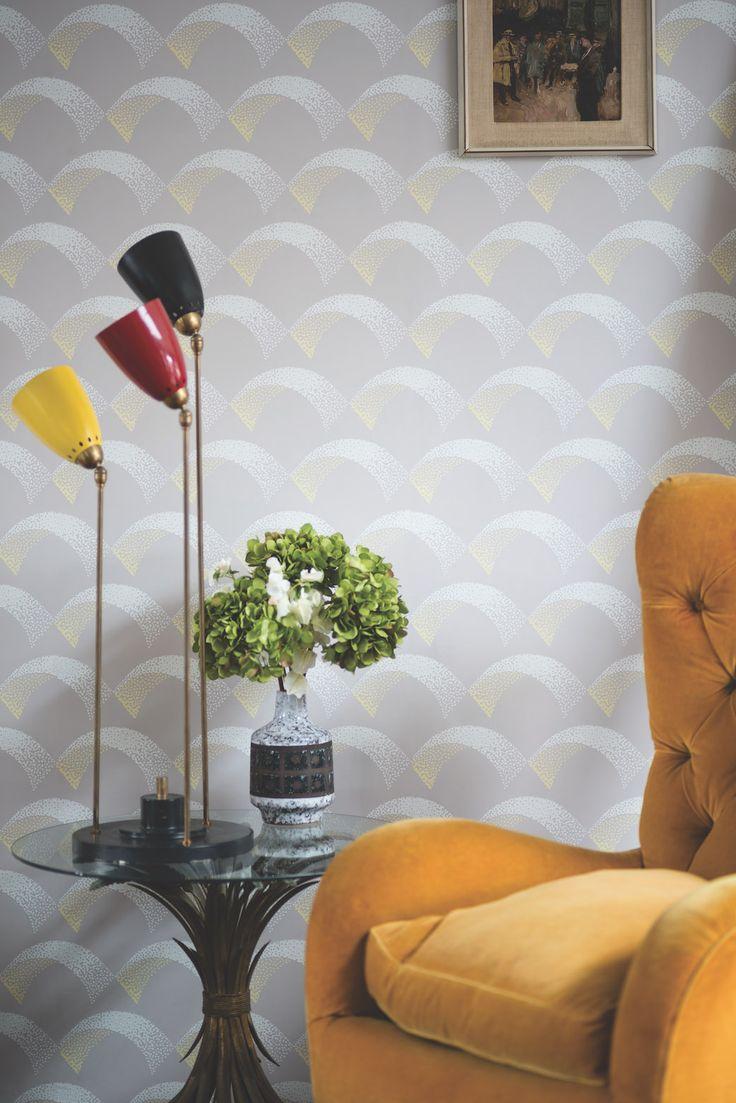 Farrow & Ball wallpaper collection AW16.