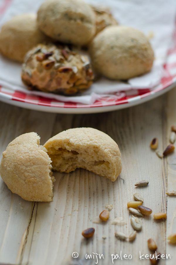 Paleo broodjes op 3 manieren - Mijn Paleo Keuken