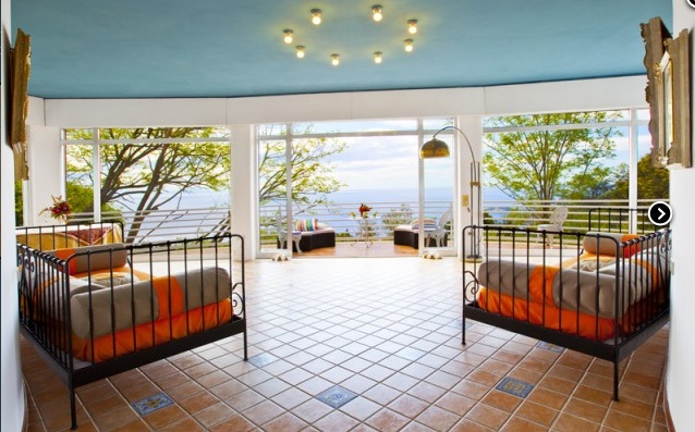 Villa dell Angela is set on the stunning Amalfi coast, enjoying breathtaking views over the Mediteranean sea,. The villa opens up to show the rich glimpse of the setting with distinct circular shapes after which it is constructed. You can reach this villa by choosing the side road that forms a junction for the Meta Amalfi road. This road ultimately connects the twin towns Sorrento and Positano. From both these villages, the villa is exactly 6 kilometers.  The amount of craftsmanship that has…