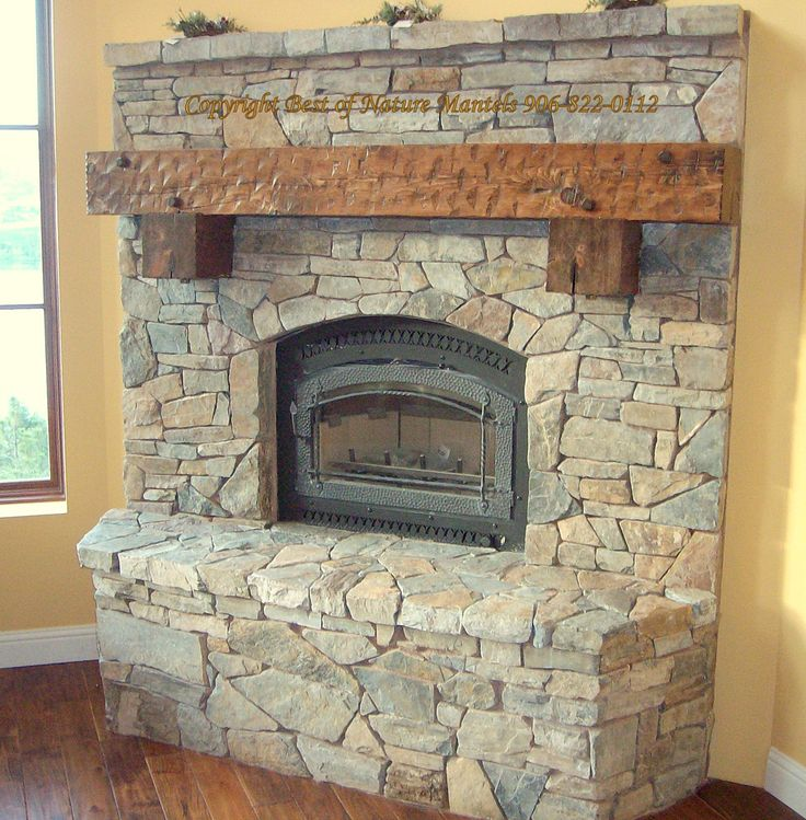 Top 25 best corner fireplace mantels ideas on pinterest stone fireplace makeover rustic - Mantelpieces fireplaces ...
