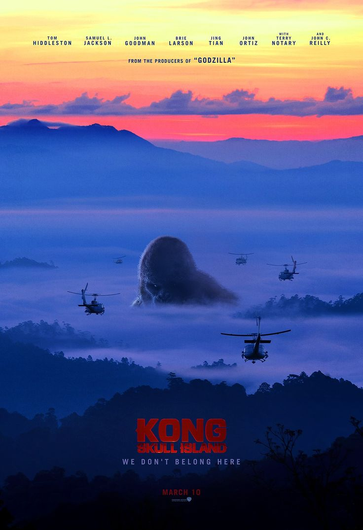 Kong skull island soundtrack on cd - Return To The Main Poster Page For Kong Skull Island 20 Of 21