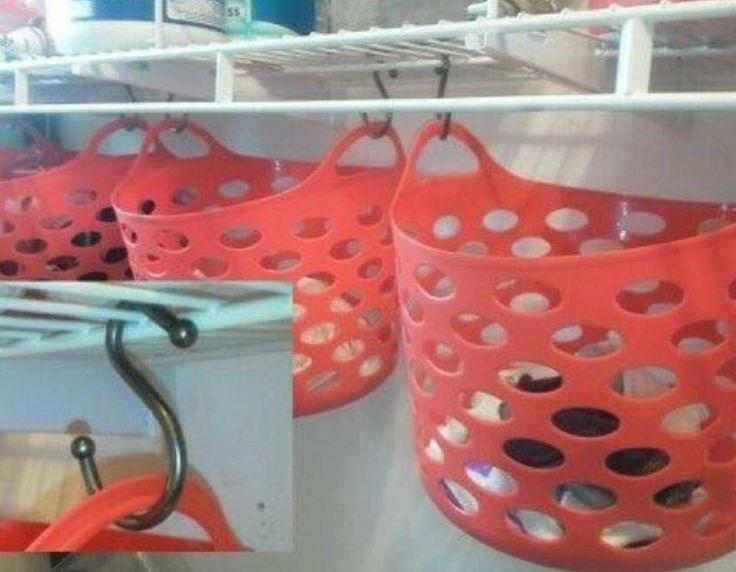 10 bidules du Dollarama qui sont indispensables pour organiser votre garde-robes comme un/e pro! - Trucs et Astuces - Lesmaisons