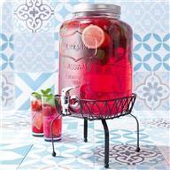 glass drink dispenser #Ineedthis #bucketlist