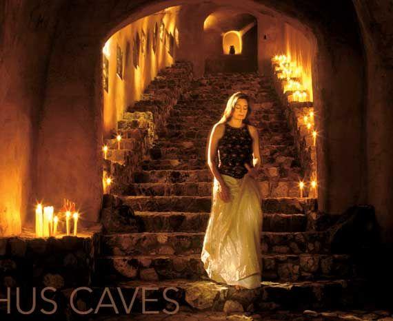 Bacchus wine caves, Napa