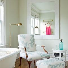 traditional bathroom by Jessica Helgerson Interior Design