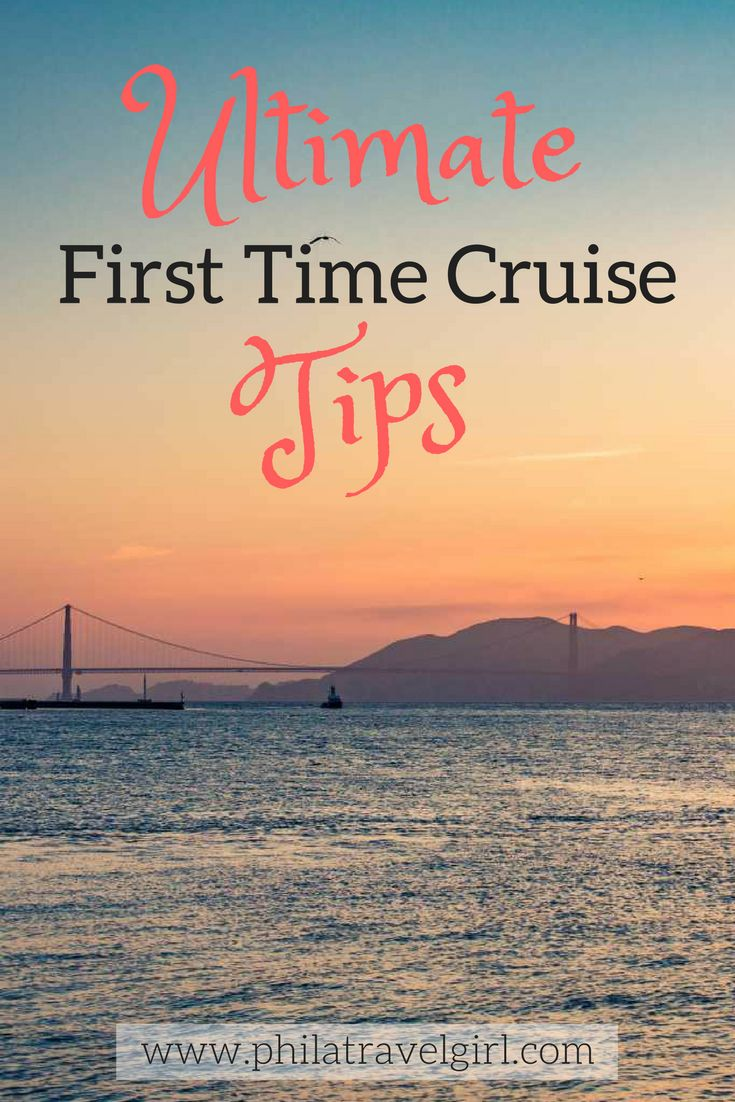 Ultimate List of First Time Cruise Tips and a Realistic Budget for a Cruise. When you haven't been on a cruise before, it can be hard to know what to expect - how much money do you need for a cruise? What items should you pack for a cruise? Is it possible to get some alone time on a cruise? Click through to read my Ultimate First Time Cruise Tips and my realistic cruise budget to help you plan for your first cruise. | PhilaTravelGirl #cruising #cruisetips #traveltips #travelbudget…