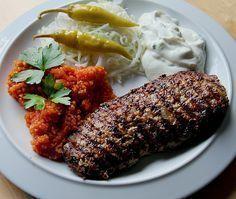 Bifteki, ein sehr leckeres Rezept aus der Kategorie Rind. Bewertungen: 273. Durchschnitt: Ø 4,4.