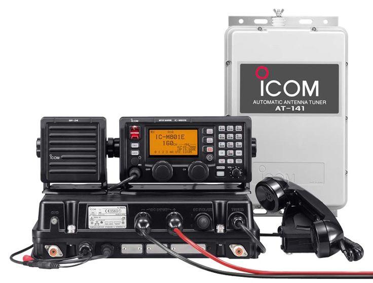 SSB / PACTOR - E-mail und Wetter an Bord weltweit! Spezialist für maritime Kommunikationselektronik.