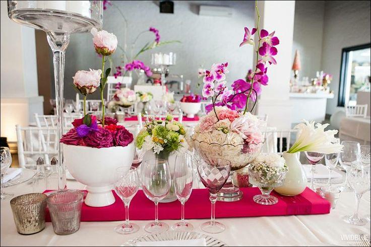 Flowers By Okasie Stellenbosch Wedding Colors Table Decorations Wedding