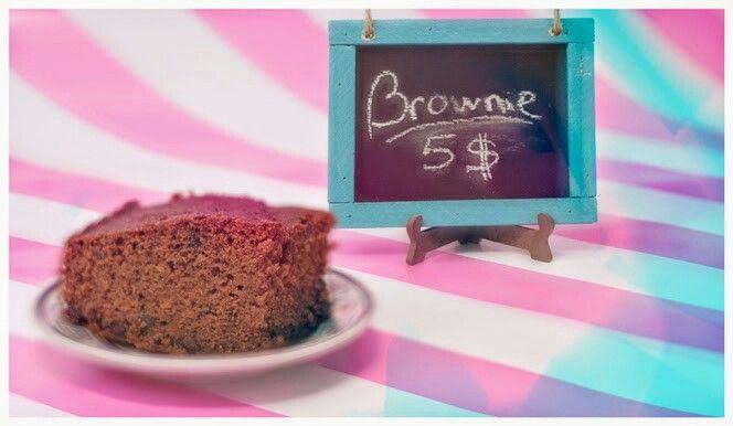 Brownie :3 #sweet #brownie #chocolat