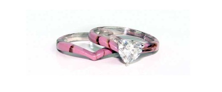 realtree pink camo images | pink camo diamond wedding ring set 11 Impressive Color of pink camo ...