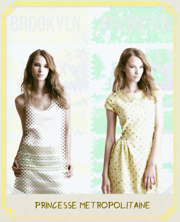 Riga o Pois...che scelta ardua....due evergreen presenti quasi ogni stagione nelle passerelle...e ora come ora mai stati più cool....cosa scegliere? Pois più ironico e bonton o la Riga più forte e sportiva...a noi piace mixarli insieme...il risultato, speriamo, vi piacerà! Emoticon smile #princessemetropolitaine #springsummercollection #pois #righe #bonton #sporty #streetwear