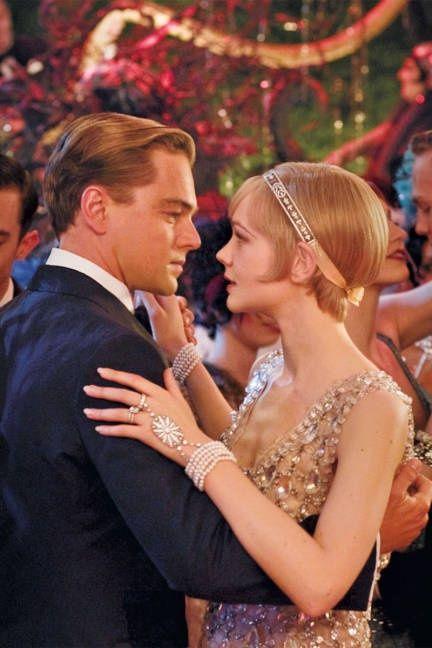 Jay Gatsby & Daisy Buchanan - The Great Gatsby