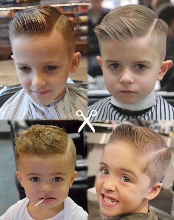 Razor Part | Haircut for boys | Corte para meninos