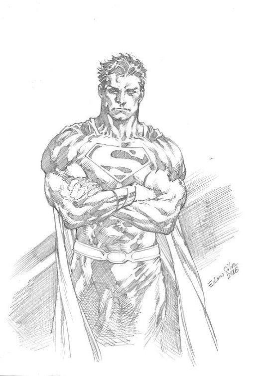 DC Comics SUPERMAN Original Art JUSTICE WONDER WOMAN FLASH BATMAN AQUAMAN CYBORG