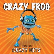 During the school week when i use my phone's alarm clock i wake up to my Crazy Frog ringtone LOL