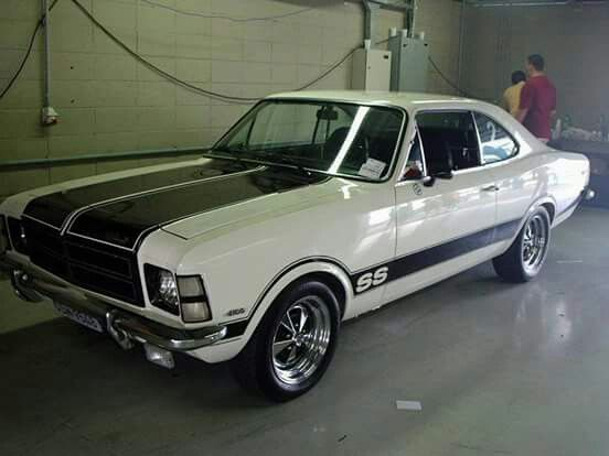 GM Opala SS