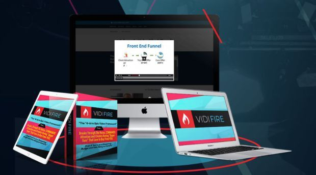 VidiFire The Premium Video Creation Tools By Peter Beattie Review  Instantly Blow Up Your Sales & Commissions And Gets Paid Top Dollar Making Simple Videos In Any Niche in 60 Minutes Flat By Using Pitch Video Weapon Technology