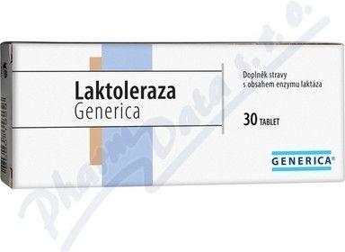 Generica Laktoleraza 30 tbl. - 0