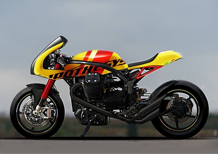 Cafe Racer Moto Guzzi Griso