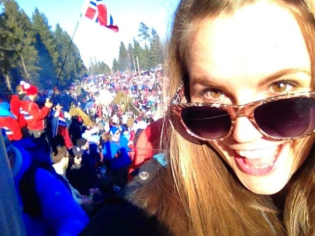 Elisabeth's blog: 50 km fun, the second best Norway has to offer, on...