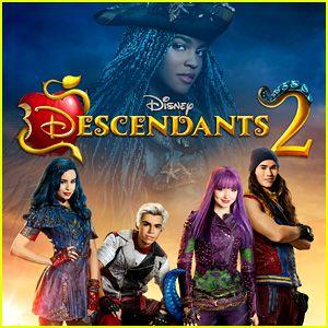 Disney's 'Descendants 2' – Full Cast & Songs List!