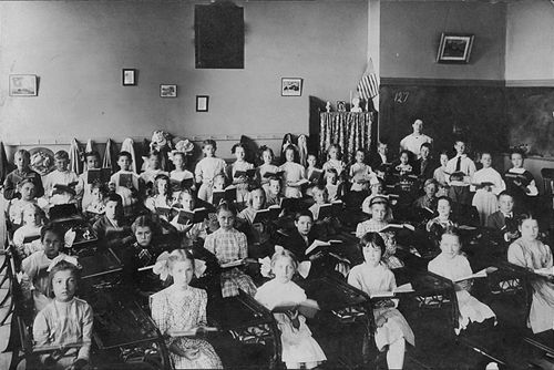 education in the 19th century Additionally, women in early nineteenth-century britain were not allowed in higher education, so private tutors, governesses a woman's formal education was limited because her job opportunities were limited and vice versa.
