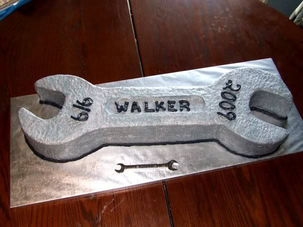 Wrench Cake