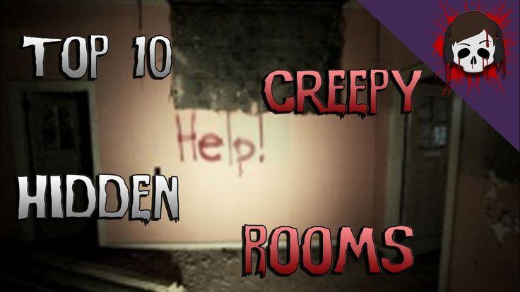 Top 10 Creepy Hidden Rooms