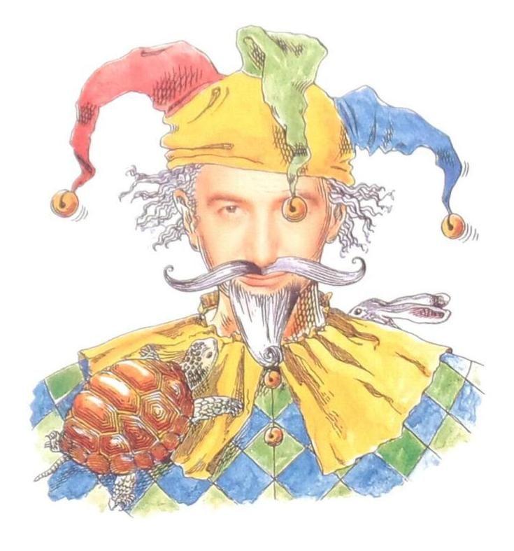 John Deacon 'Innuendo' Artwork
