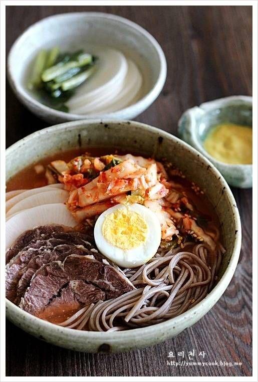 시원한 김치말이국수 만드는법 – 레시피 | Daum 요리