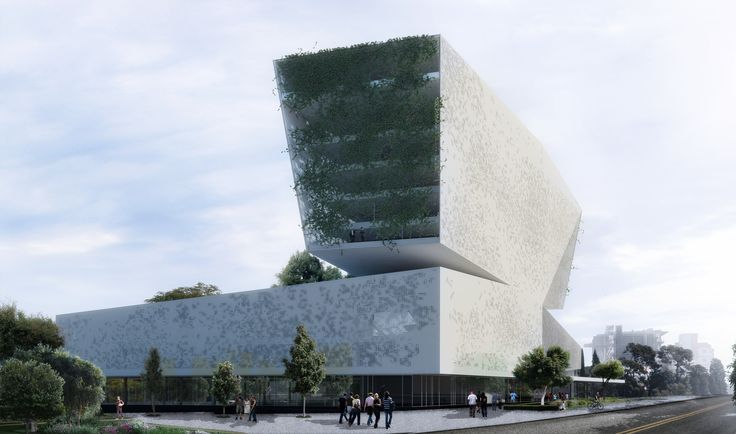 Competition SKT by SIMPRAXIS architects | MORFO visualisations