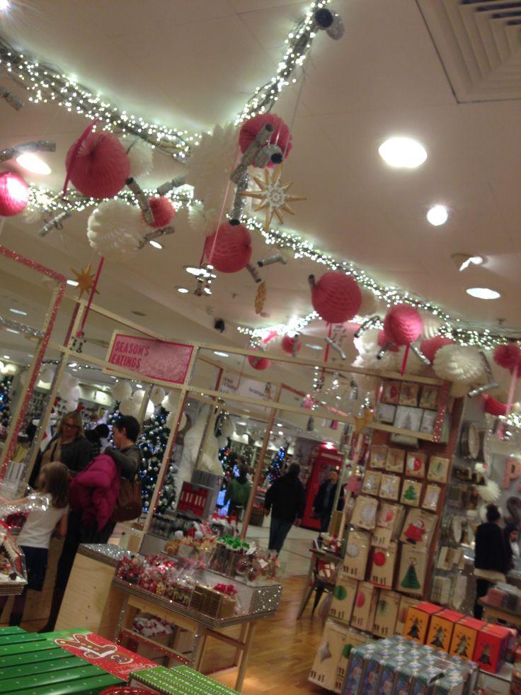 The Christmas Emporium at Selfridges 2013