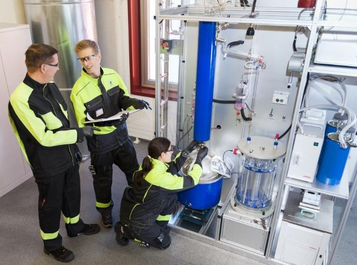 UPM Lappeenranta Biorefinery Development Centre
