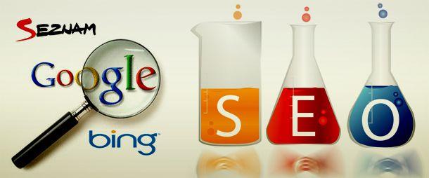 Optimalizace webových stránek pro vyhledávače (označovaná též zkratkou SEO - Search Engine Optimization) se díky velké popularitě vyhledávačů (např. Google, Seznam, Centrum, Bing apod.) stala důležitou a dá se říct již nepostradatelnou součástí kvalitní a úspěšné webové prezentace.  http://www.ondesign.cz/seo-optimalizace.html
