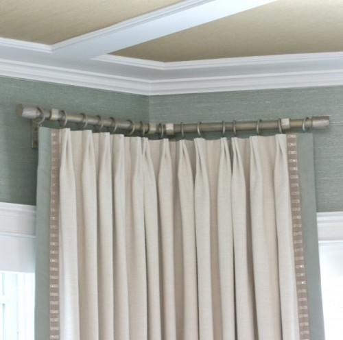 45 Best Images About Furnishings: Euro Pleat Drapes On