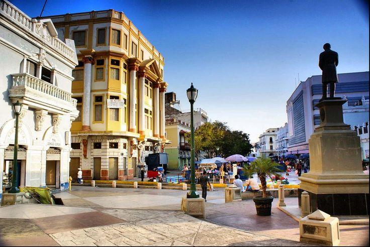 Plaza Baralt Maracaibo Venezuela