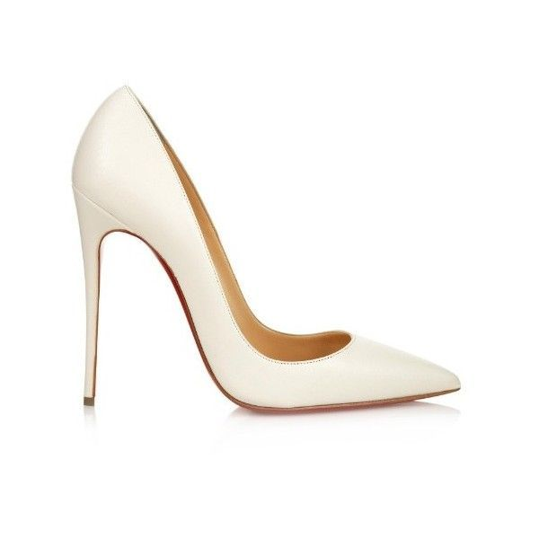 CHRISTIAN LOUBOUTIN So Kate 120mm pumps featuring polyvore ...