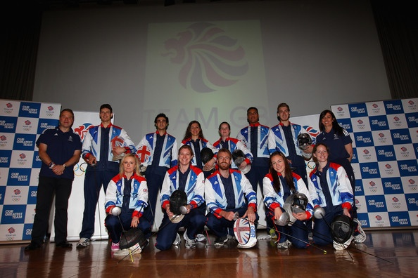 the whole of team GB 2013!!