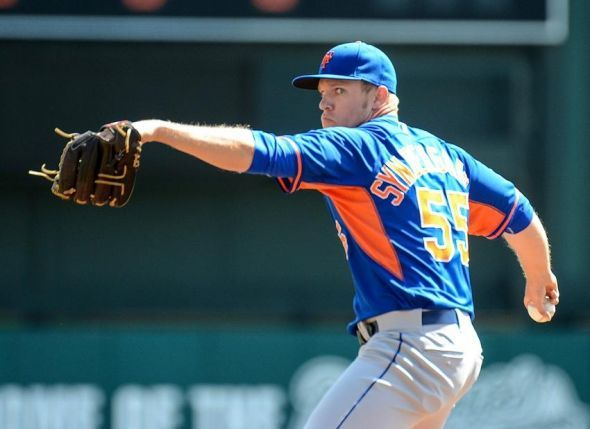 Noah Syndergaard tosses seven brilliant innings for Triple-A Las Vegas