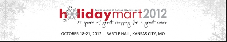 The official Junior League of Kansas City, Missouri Holiday Mart 2012 website!