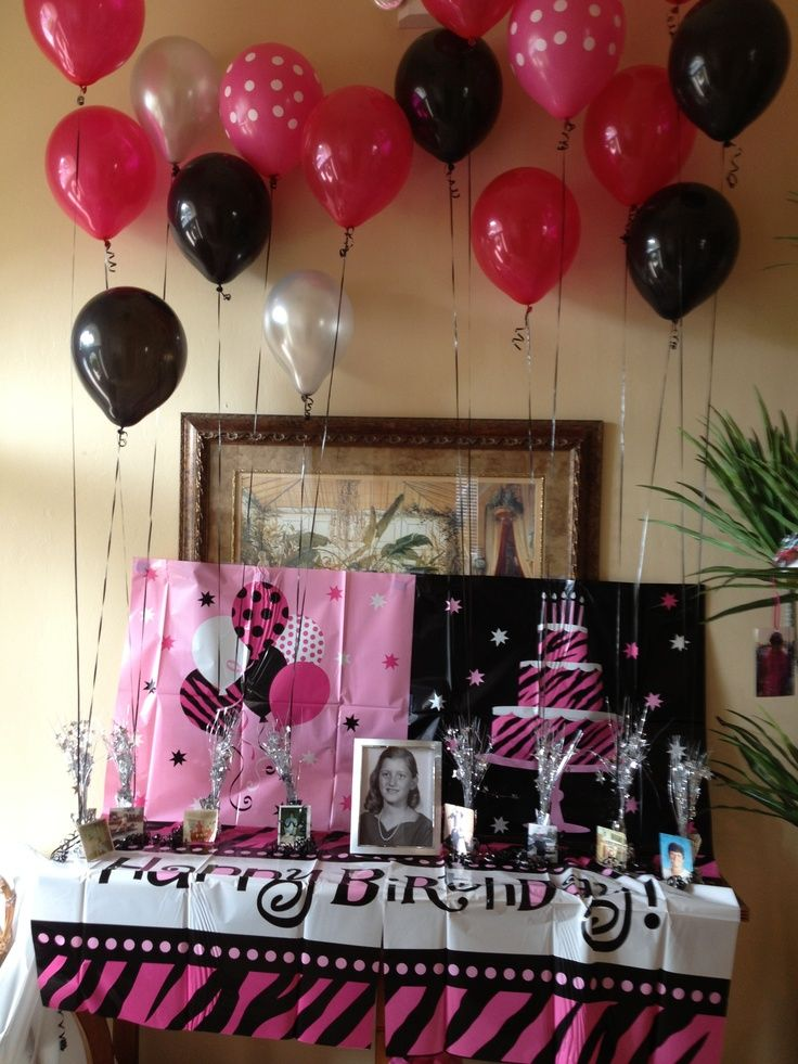17 best images about 60th birthday on pinterest surprise for 60th birthday decoration